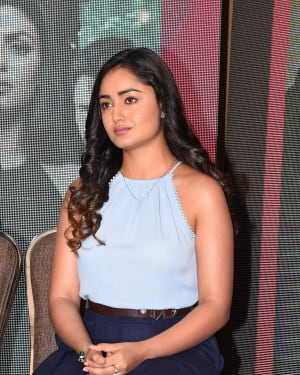 Tridha Choudhury - 7 Telugu Movie Press Meet Photos | Picture 1651757