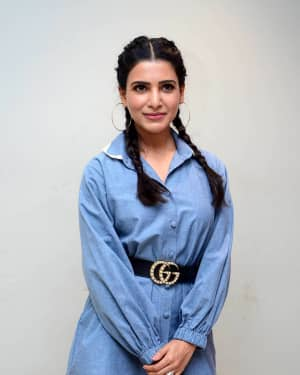 Samantha Akkineni - Oh Baby Telugu Movie Press Meet Photos