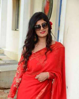 Tulika Singh - Last Seen Telugu Film Trailer Launch Photos | Picture 1652852