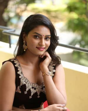 Madhubala (Telugu Actress) - Sivalingapuram Movie Audio Launch Photos | 1652931