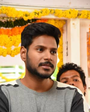 Sundeep Kishan - Clap Telugu Movie Opening Photos