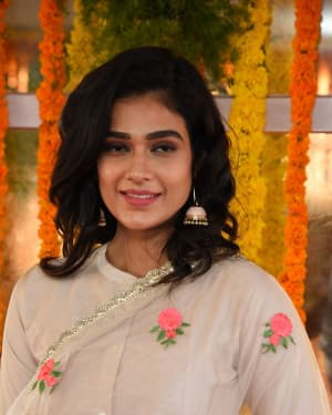 Aakanksha Singh - Clap Telugu Movie Opening Photos