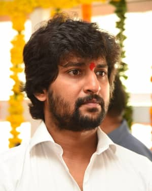 Nani - Clap Telugu Movie Opening Photos