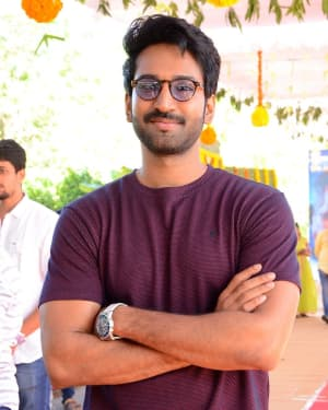 Aadhi Pinisetty - Clap Telugu Movie Opening Photos | Picture 1653737