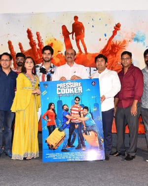 Pressure Cooker Movie First Look Launch Photos | Picture 1654096