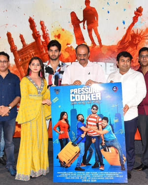 Pressure Cooker Movie First Look Launch Photos | Picture 1654111