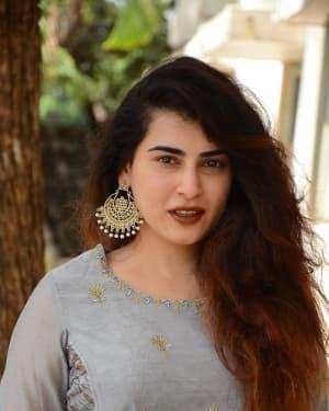 Archana Shastry - Vajra Kavachadhara Govinda Movie Success Meet Photos