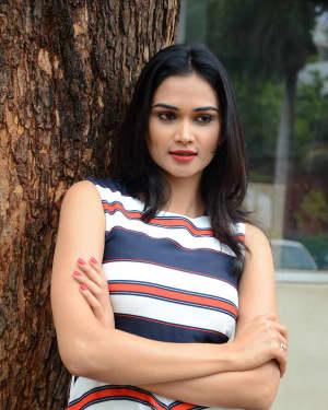 Neethu Gowda - Jai Sena Movie Songs Launch Photos | Picture 1656637