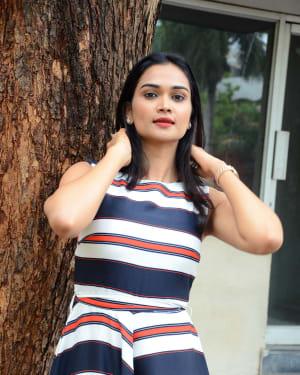 Neethu Gowda - Jai Sena Movie Songs Launch Photos | Picture 1656634