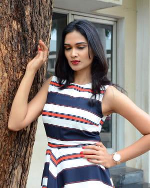 Neethu Gowda - Jai Sena Movie Songs Launch Photos | Picture 1656626