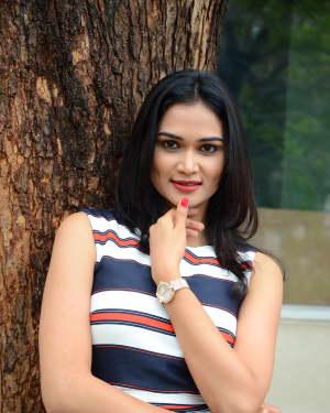 Neethu Gowda - Jai Sena Movie Songs Launch Photos | Picture 1656643