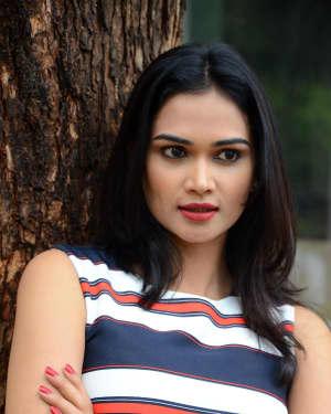 Neethu Gowda - Jai Sena Movie Songs Launch Photos | Picture 1656715