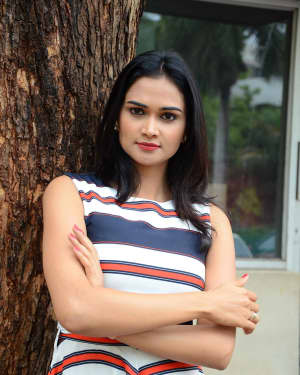 Neethu Gowda - Jai Sena Movie Songs Launch Photos | Picture 1656635