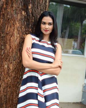 Neethu Gowda - Jai Sena Movie Songs Launch Photos | Picture 1656638