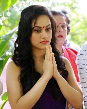 Urvashi Pardeshi - Talachinade Jariginada Movie Opening Photos | Picture 1656775