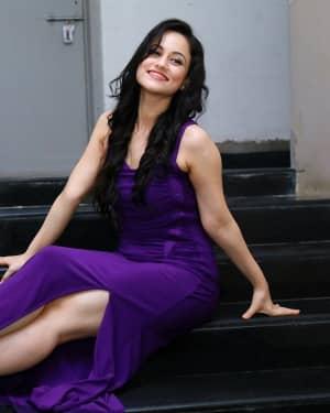 Urvashi Pardeshi - Talachinade Jariginada Movie Opening Photos | Picture 1656743