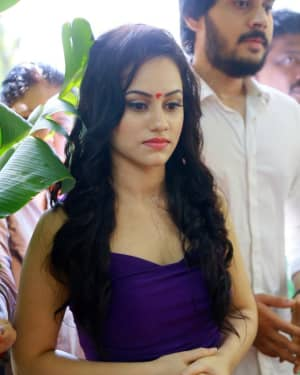 Urvashi Pardeshi - Talachinade Jariginada Movie Opening Photos | Picture 1656768