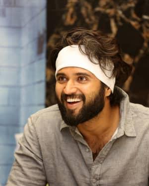 Vijay Devarakonda - Agent Sai Srinivasa Athreya Movie Press Meet Photos | Picture 1656871