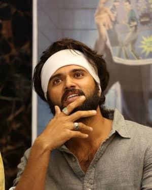 Vijay Devarakonda - Agent Sai Srinivasa Athreya Movie Press Meet Photos | Picture 1656888