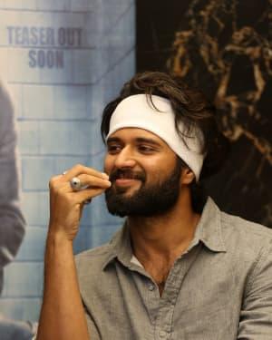 Vijay Devarakonda - Agent Sai Srinivasa Athreya Movie Press Meet Photos | Picture 1656884