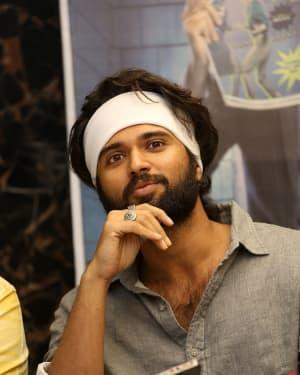 Vijay Devarakonda - Agent Sai Srinivasa Athreya Movie Press Meet Photos | Picture 1656889