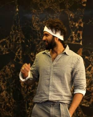 Vijay Devarakonda - Agent Sai Srinivasa Athreya Movie Press Meet Photos | Picture 1656864