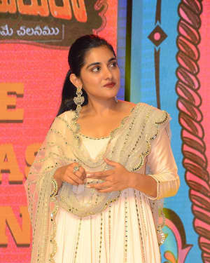 Nivetha Thomas - Brochevarevarura Movie Pre-release Photos | Picture 1657244