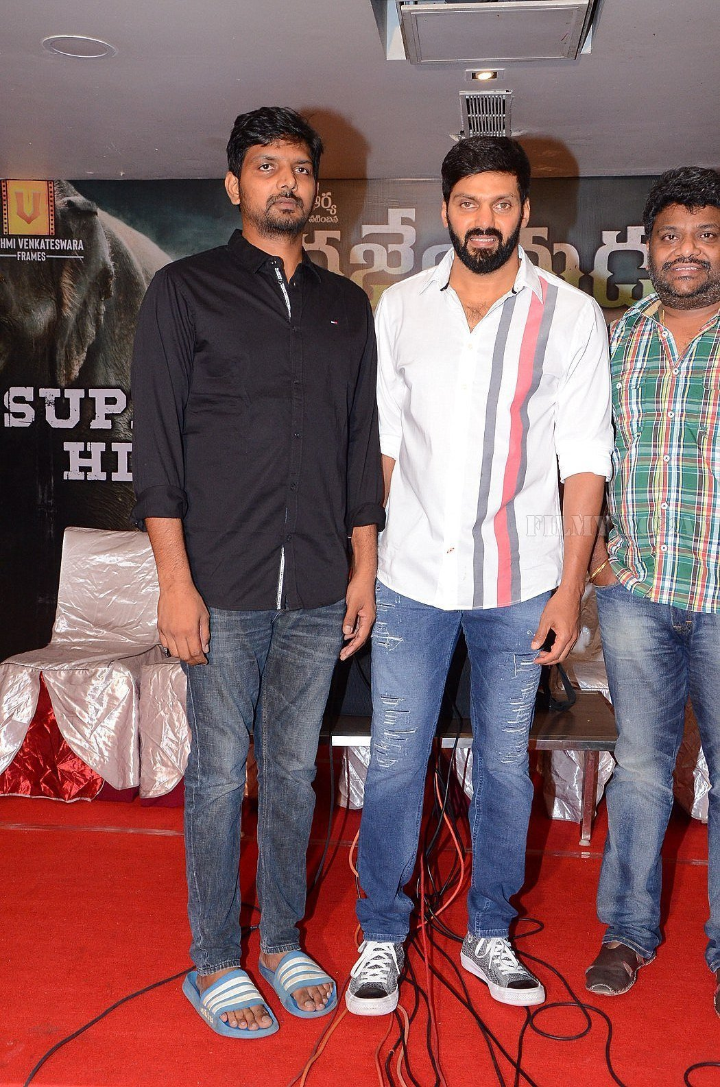 Gajendrudu Movie Success Meet | Picture 1657079