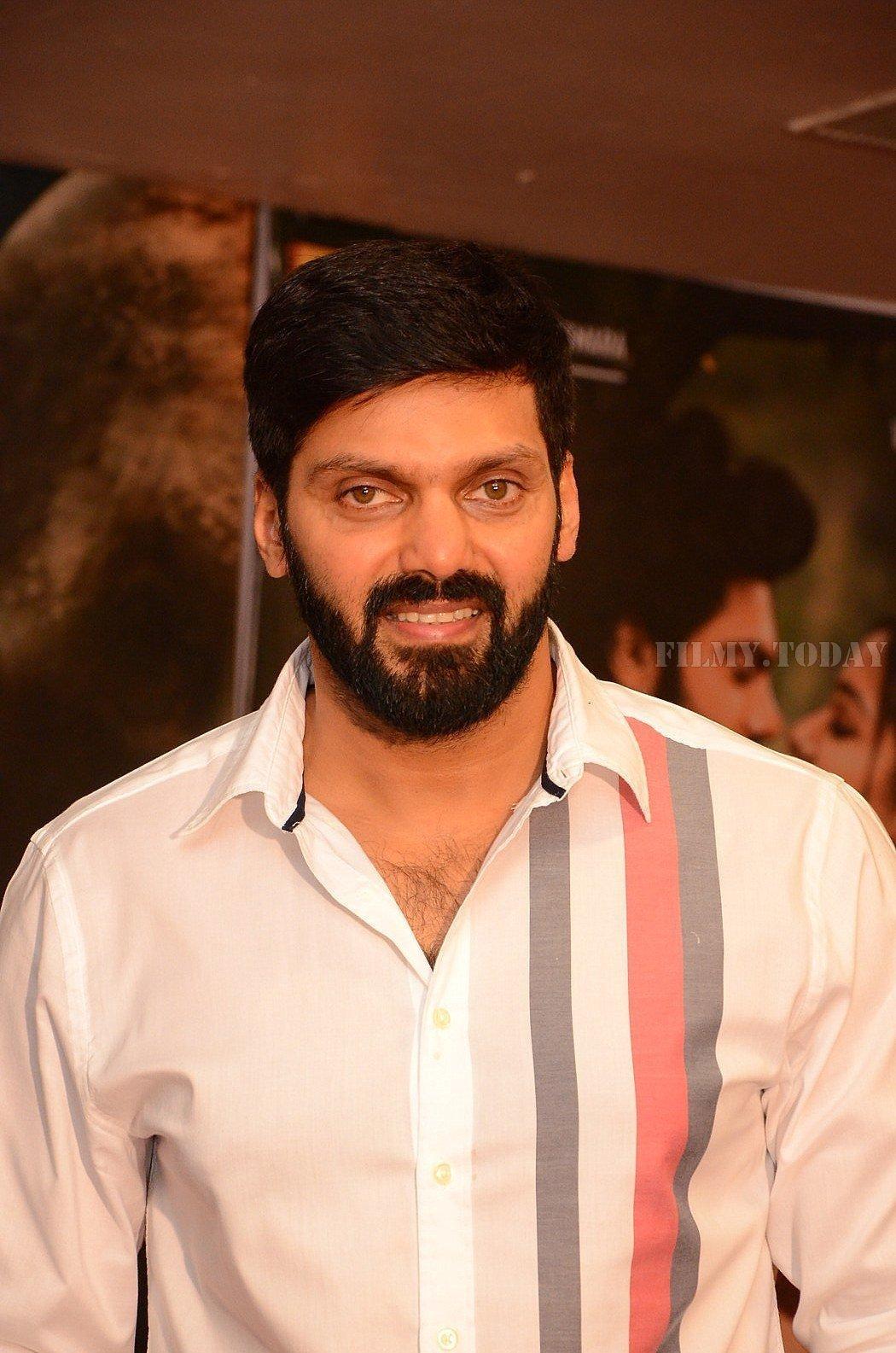 Arya (Actors) - Gajendrudu Movie Success Meet | Picture 1657083