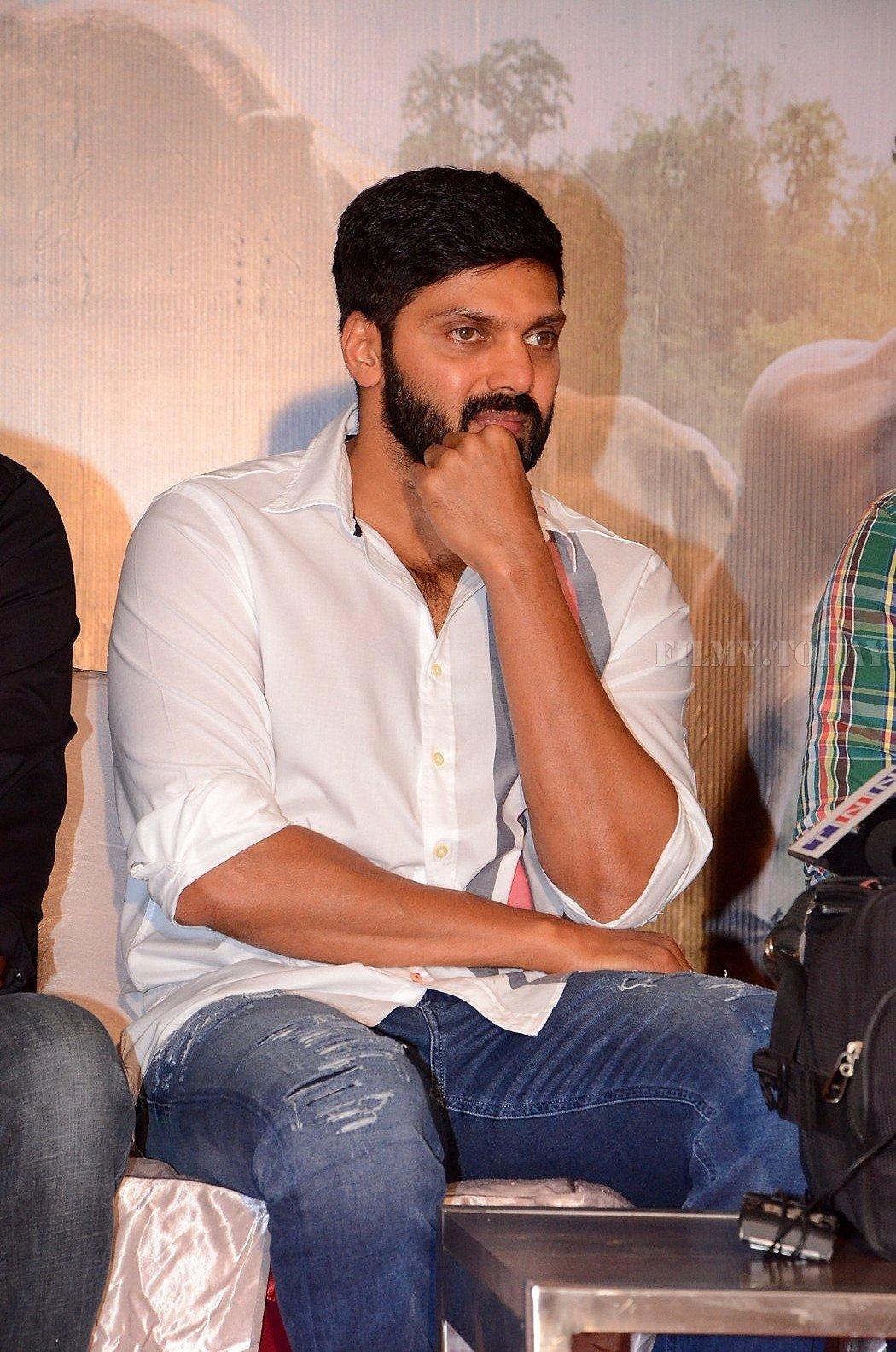 Arya (Actors) - Gajendrudu Movie Success Meet | Picture 1657076