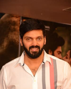 Arya (Actors) - Gajendrudu Movie Success Meet | Picture 1657083