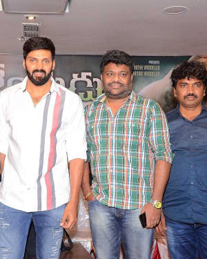 Gajendrudu Movie Success Meet