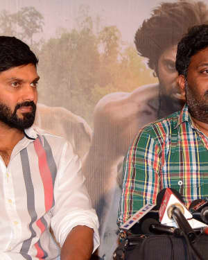 Gajendrudu Movie Success Meet