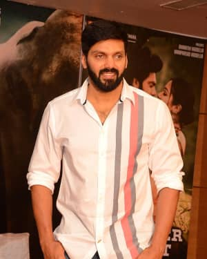Arya (Actors) - Gajendrudu Movie Success Meet | Picture 1657070