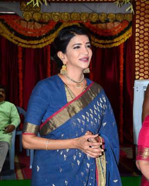 Lakshmi Manchu - Daiva Sannidhanam Press Meet Photos | Picture 1657609