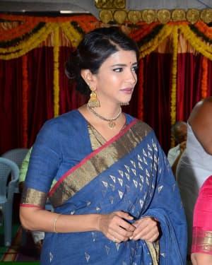 Lakshmi Manchu - Daiva Sannidhanam Press Meet Photos | Picture 1657614