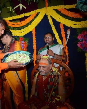 Daiva Sannidhanam Press Meet Photos