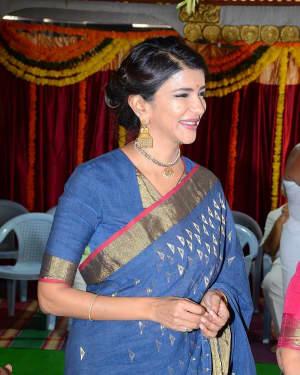 Lakshmi Manchu - Daiva Sannidhanam Press Meet Photos | Picture 1657612