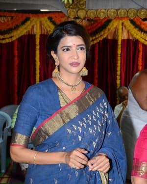 Lakshmi Manchu - Daiva Sannidhanam Press Meet Photos | Picture 1657646