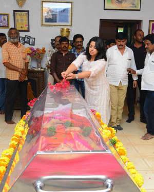 Charmy Kaur - Photos: Celebs Pay Homage To Vijaya Nirmala | Picture 1657822