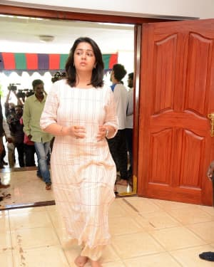 Charmy Kaur - Photos: Celebs Pay Homage To Vijaya Nirmala | Picture 1657867