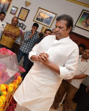 Photos: Celebs Pay Homage To Vijaya Nirmala