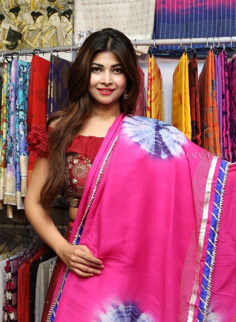Photos: Actress Srijitha Gosh Inaugurates Trendz Expo At Taj Krishna | Picture 1657976