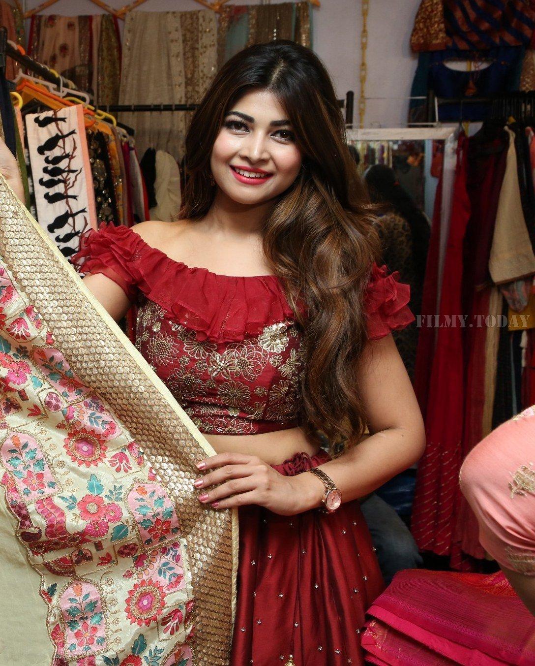 Photos: Actress Srijitha Gosh Inaugurates Trendz Expo At Taj Krishna | Picture 1657974
