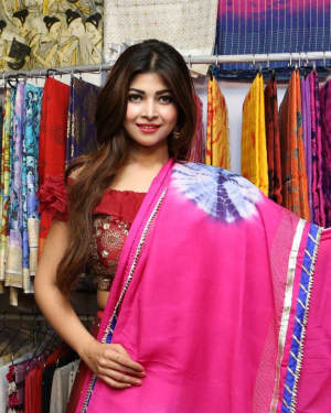 Photos: Actress Srijitha Gosh Inaugurates Trendz Expo At Taj Krishna | Picture 1657976