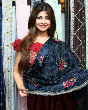 Photos: Actress Srijitha Gosh Inaugurates Trendz Expo At Taj Krishna   Picture 1657977