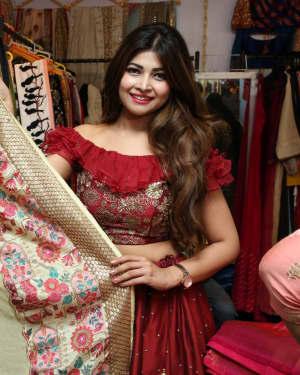 Photos: Actress Srijitha Gosh Inaugurates Trendz Expo At Taj Krishna   Picture 1657974
