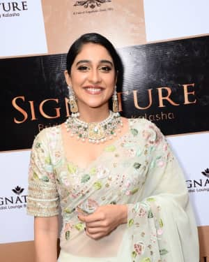 Regina Cassandra At Kalasha Jewels Signature Bridal Lounge Launch Photos