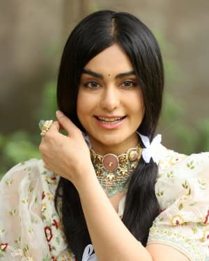 Adah Sharma Photos At Kalki Movie Interview | Picture 1658072