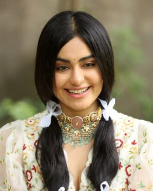 Adah Sharma Photos At Kalki Movie Interview | Picture 1658070